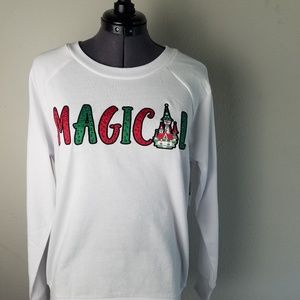 Disney Holidays Christmas Norwegian MAGICAL Shirt